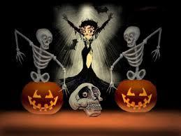 betty boop halloween wallpaper best cool wallpaper hd download