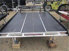 a custom rigid side deck for one of our surveyor customers sled