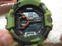 Discount Military Watch Mens Watches For Men Multifunction Sports Waterproof Led 2 Review Of Aposon Men U0027s Digital Waterproof Led Sport Camouflage
