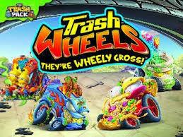 trash pack trash wheels series 1 chocoboy justice league