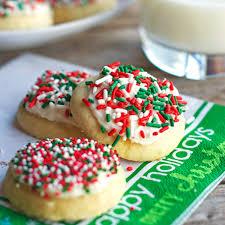 fluffy sugar cookies u0026 vanilla frosting recipe pinch of yum