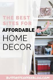 affordable home decor sites best decoration ideas for you