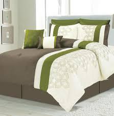 mid century modern bedding green color tinkerbelle mid century