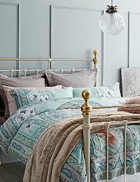 Art Deco Duvet Sophia Deco Print Bedding Set M U0026s