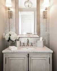 Narrow Powder Room - bathroom design amazing powder room light fixture new bathroom
