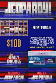jeopardy powerpoint template 2007 jeopardy powerpoint templates