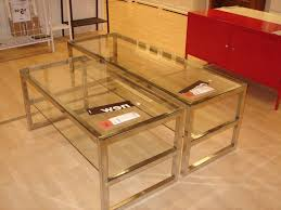 Recycled Wood by Coffee Table Extraordinary White And Glass Coffee Table White