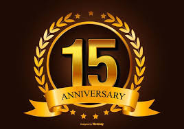 15 year anniversary ideas 15 year anniversary symbol c bertha fashion 15th wedding