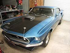 69 ford mustang fastback for sale 1969 ford mustang classics for sale classics on autotrader
