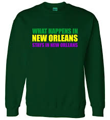 mardi gras sweater what happens in new orleans stays in new orleans mardi gras