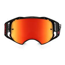 oakley motocross goggles oakley ken rozcen airbrake mx goggles matte black fire iridium
