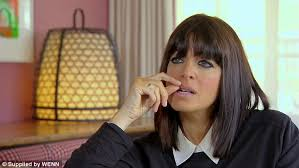 claudia winkleman haunted by daughter u0027s halloween accident daily