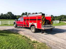 Ford Diesel Truck Fires - 2011 fouts brothers 4 door 4x4 ford f 550 brush truck used truck
