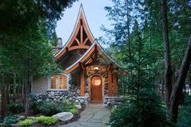 log cabin style house plans mountain architects hendricks architecture idaho storybook cottage