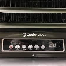 Comfort Zone Heater Fan Comfort Zone Cz230er Ceiling Mount Heater With Remote 7500 Watt