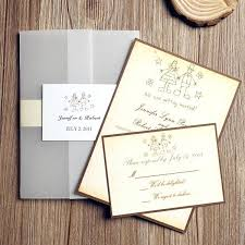 wedding invitations with rsvp cards included wedding invitation rsvp wording in whatstobuy