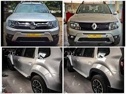renault duster 2017 ownership review of a renault duster amt my humble monster team bhp