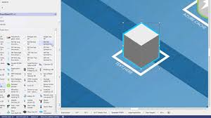 microsoft architecture blueprint 3d visio template v6 beta