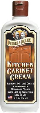 best product to clean grease cabinets bailey kitchen cabinet 8oz 8 ounces white