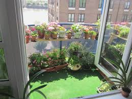 interior design balcony