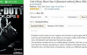 black ops 3 xbox one black friday amazon black ops 2 news charlie intel