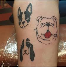 terrier tattoo jesse williams u2014 hall of tattoos