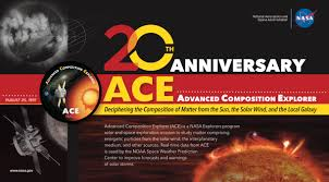ace celebrates 20 years of solar wind cosmic ray discoveries nasa
