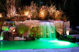 Pool Landscape Lighting Ideas 21 Beautiful Swimming Pool Lighting Ideas