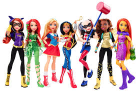 Monster High Halloween Costumes For Girls New Justice League Wonder Woman Toys More Revealed For Toy Fair