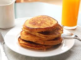 make these moist and tender sweet potato pancakes with your
