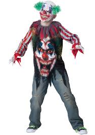 scary clown costumes evil clown child costume kids costumes