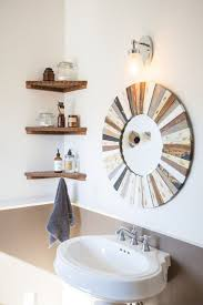 Corner Shelves For Bathroom Corner Shelves A Smart Small Space Solution All The House