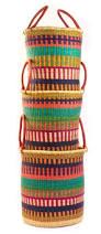 36 best african bolga baskets from ghana images on pinterest