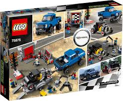 lego ford set rozetka ua конструктор lego speed champions ford f 150 raptor