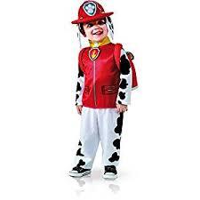 9 Month Baby Halloween Costumes Amazon Rubie U0027s Costume Toddler Paw Patrol Marshall Child