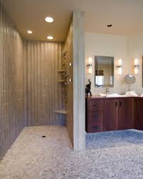 bathroom walk in shower ideas pleasing view and having a walkin shower in cons in pros in