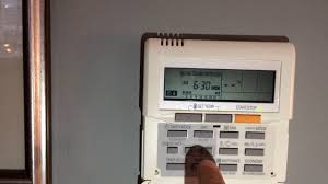 temperature set back function on the uty rnnum wall mount
