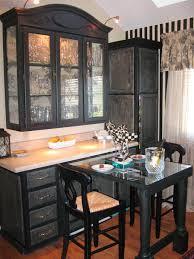 One Wall Kitchen Designs Photos Hgtv Ample Storage With Window Seat Idolza