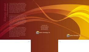presentation folder indesign template free indesign templates