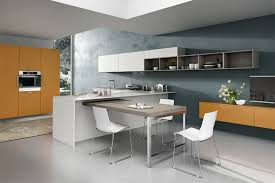 Wall Toaster Kitchen Circular Kitchen Counter And Island Also Modern Chromed