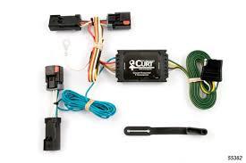 2006 jeep liberty trailer hitch jeep liberty 2002 2007 wiring kit harness curt mfg 55382 2006