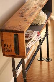 Pipe Desk Extra Thick Pipe Reclaimed Wood Desk Industrial Desk by Best 25 Industrial Table Ideas On Pinterest Industrial Table