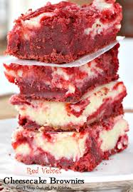 red velvet cheesecake brownies can u0027t stay out of the kitchen