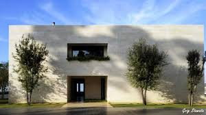 Small Modern Concrete Houses Youtube Loversiq