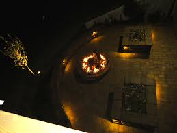 Spotlight Landscape Lighting Backyard Spotlight Landscape Lighting Outdoor Contracting
