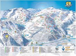 Piste Maps For Italian Ski by Mayrhofen Piste Map Iglu Ski