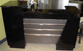 Desks Hair Salon Front Desk Salon Shampoo Basin Reception Desk Suppliers