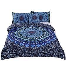 Bohemian Style Comforters Bohemian Comforter Set Amazon Com