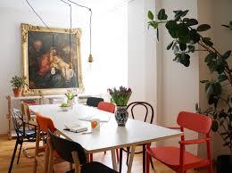 Esszimmer Und K He In Einem Raum Erleuchtung Im Solebich Büro U0026 Osram Vintage Leuchten Zu Gewinnen