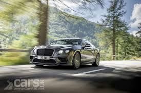 bentley sports car 2016 2016 bentley continental gt speed gets more power and new speed